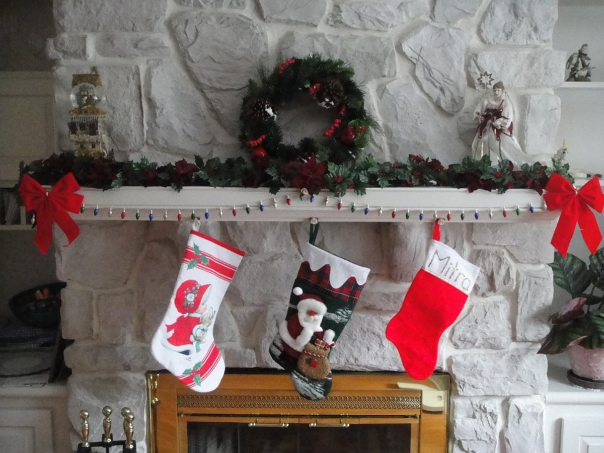 Filling Christmas Stockings offers plenty of ideas as shown on the bonus list..