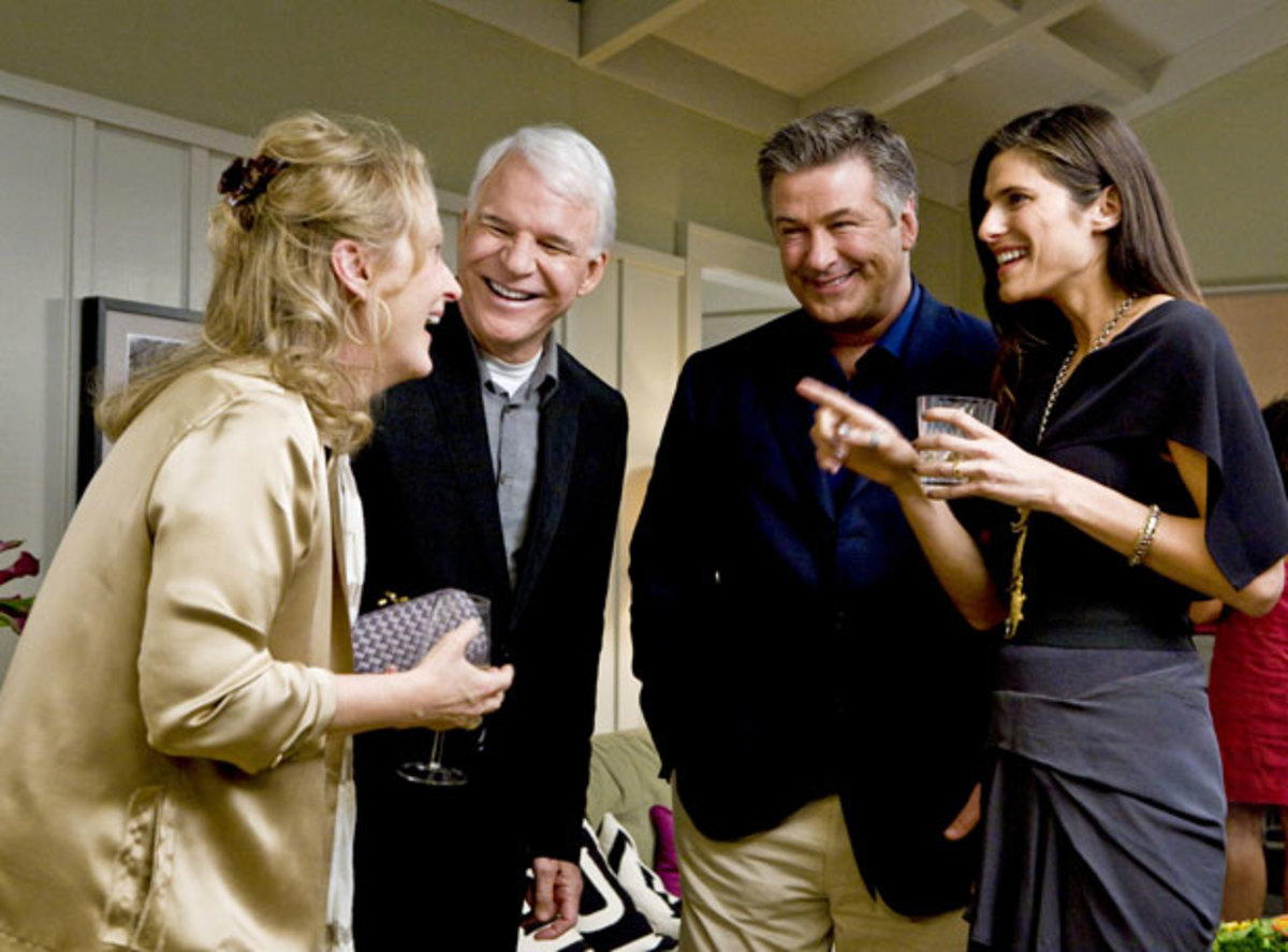 It's Complicated: Alec Baldwin, Steve Martin and Meryl Streep