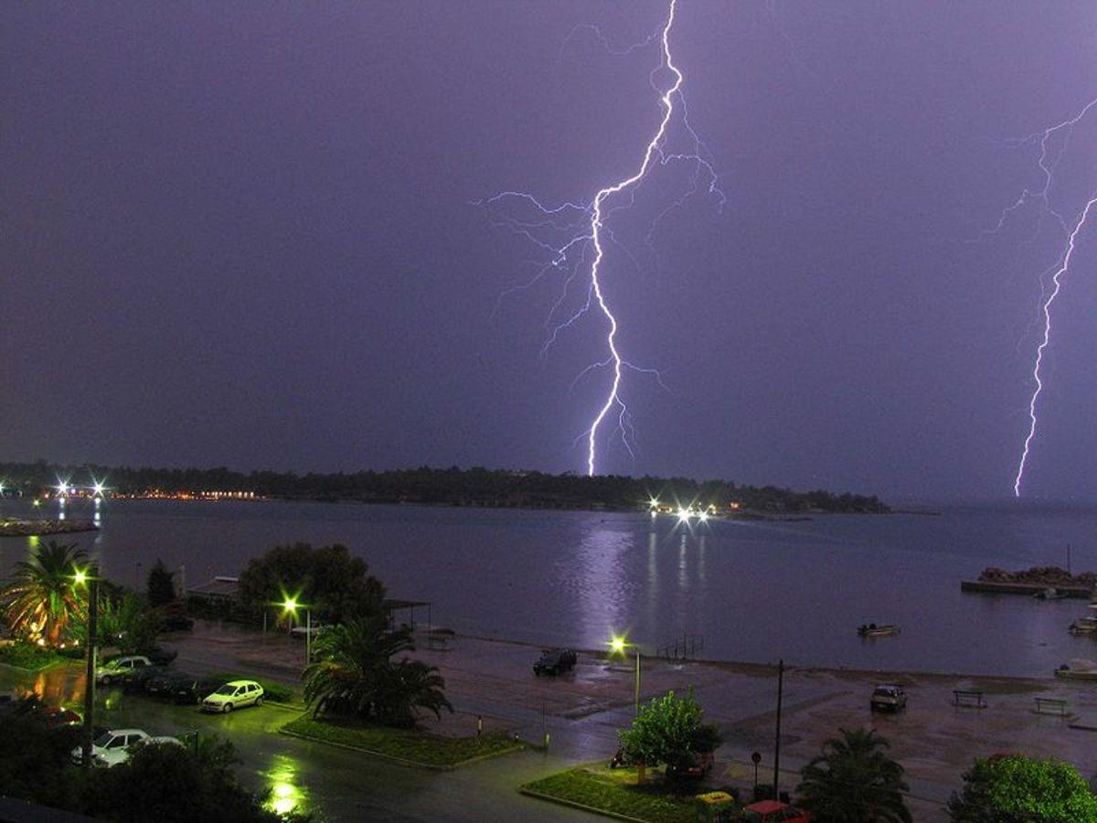 The Types of Lightning