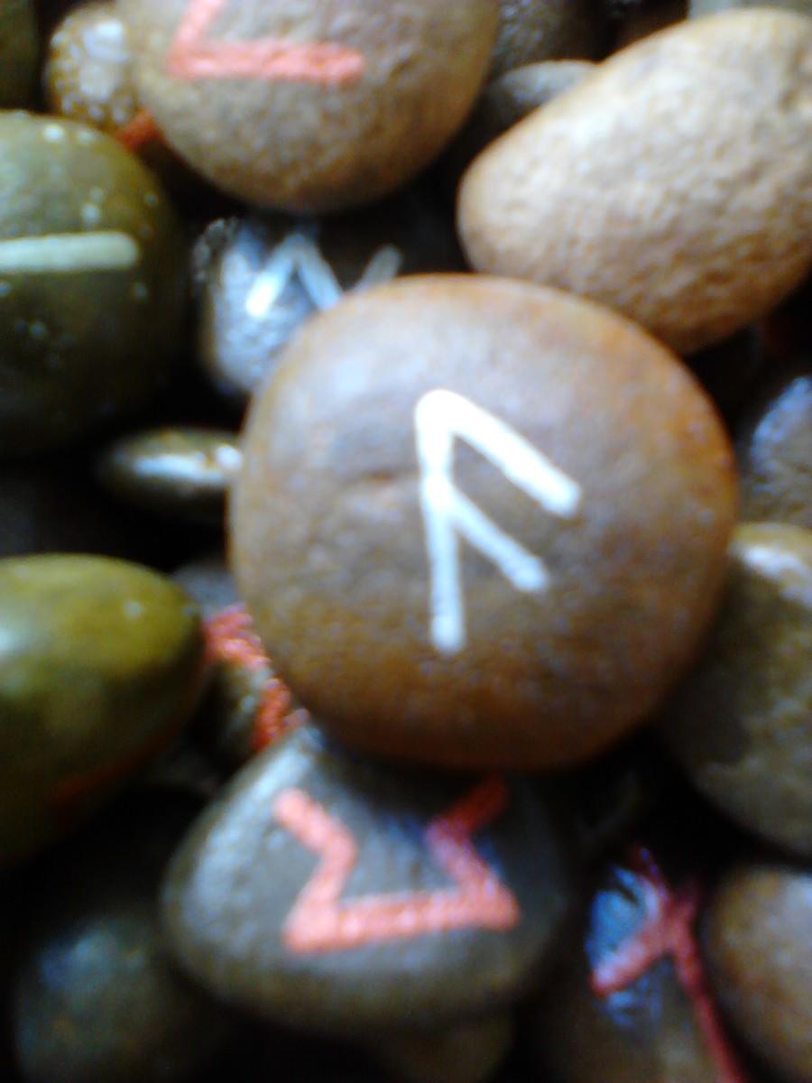 ANSUZ Rune