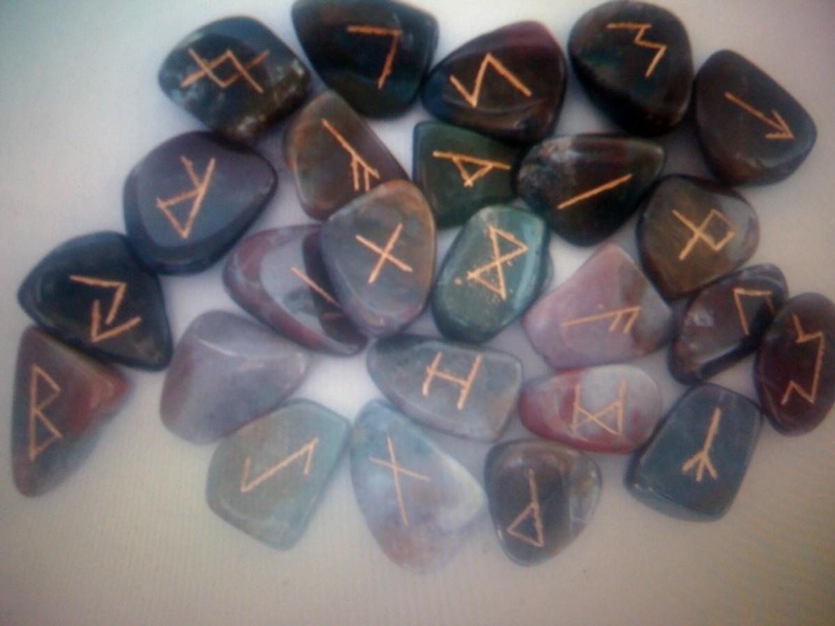 Odin's runes
