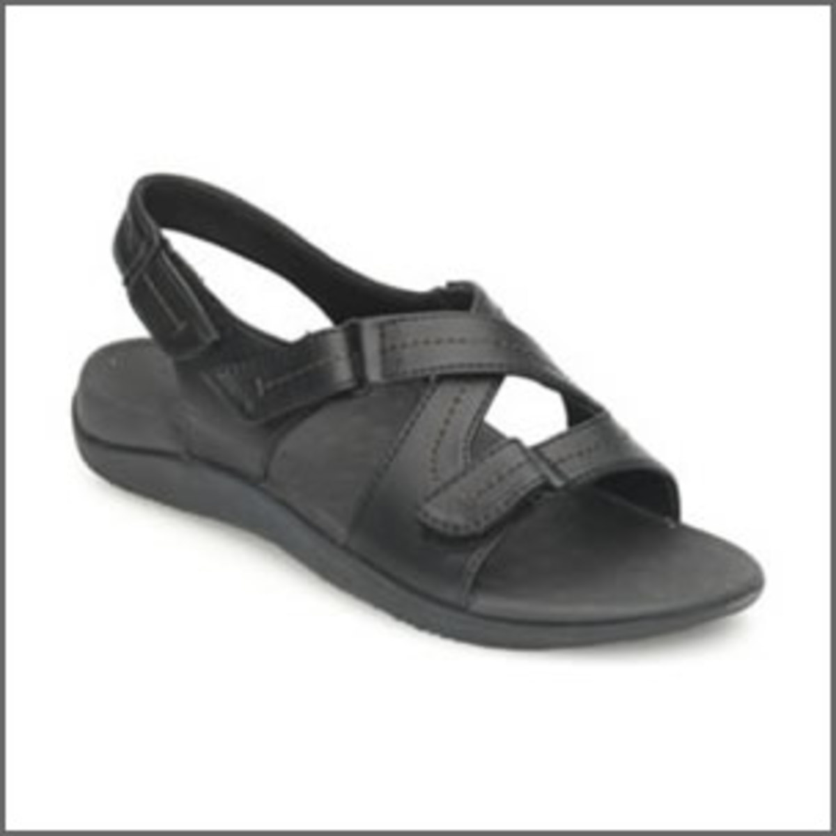 Orthaheel Women's Adjust sandal