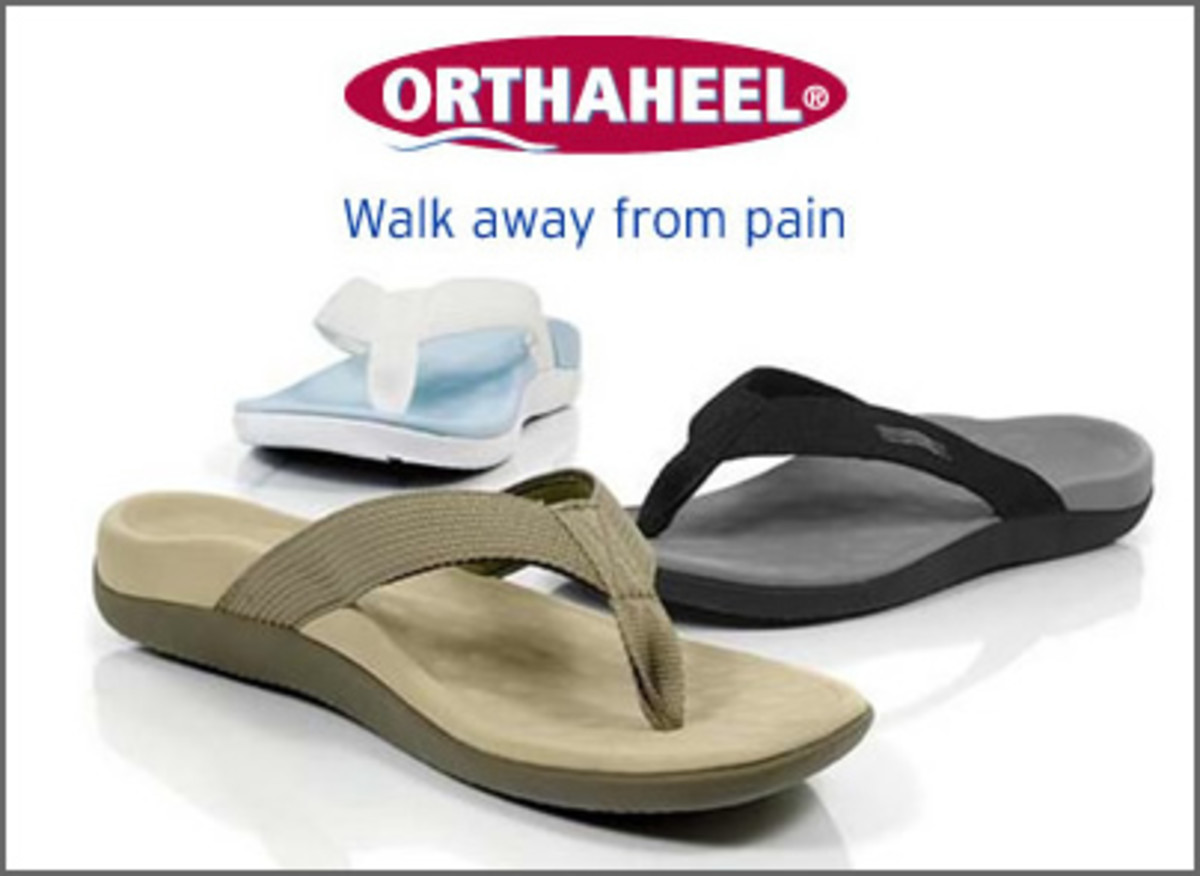 Orthaheel from Sole Provisions: Fashionable Shoes That Help Your