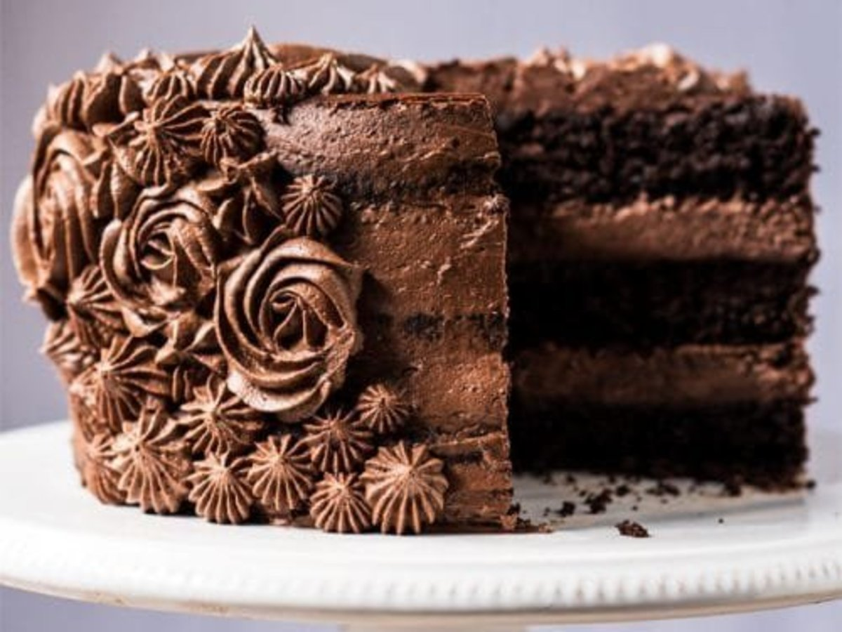 Top Easy Different Dark Chocolate Cake Recipes