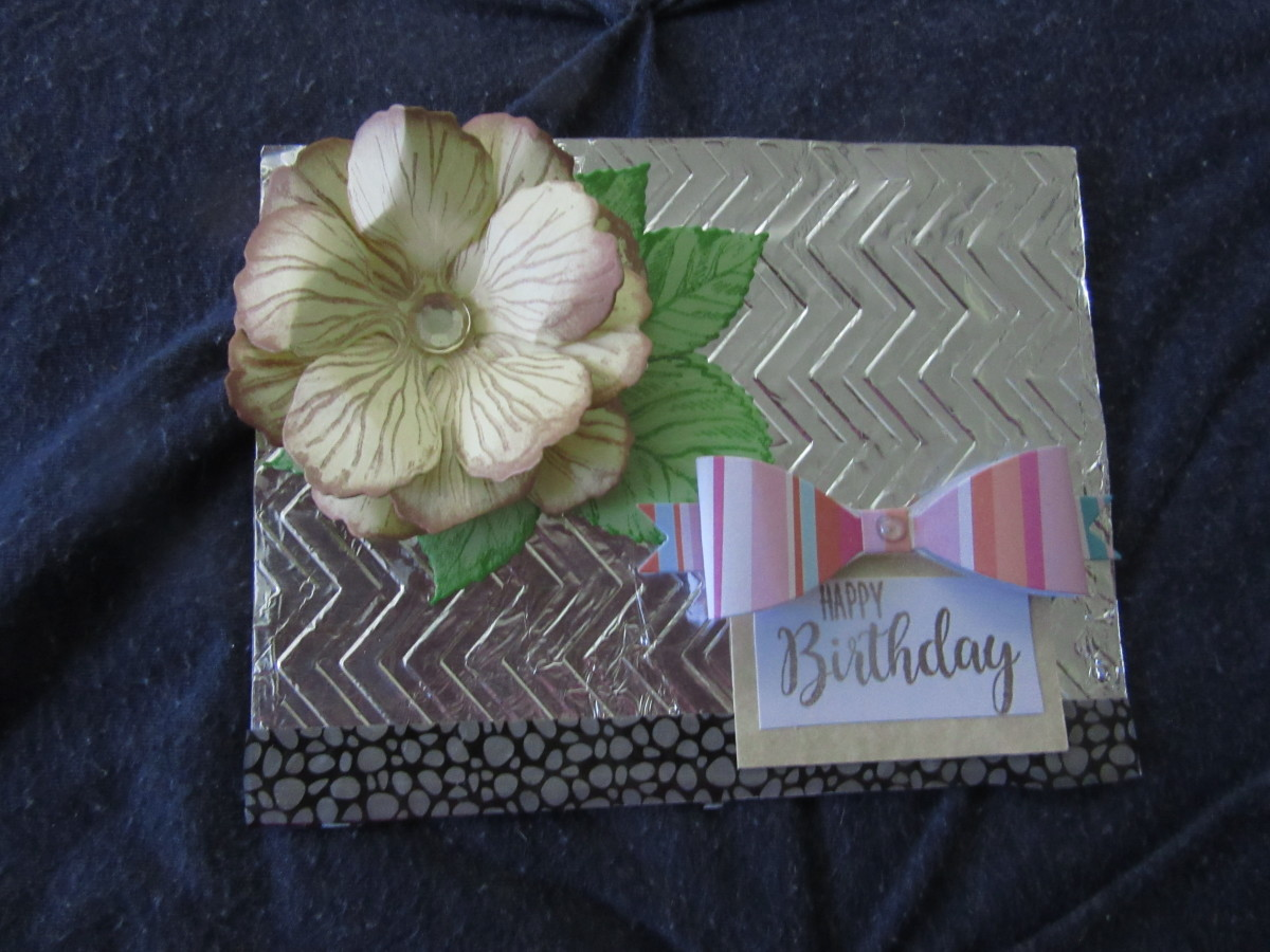 Foil Embossing-Tips And Tricks