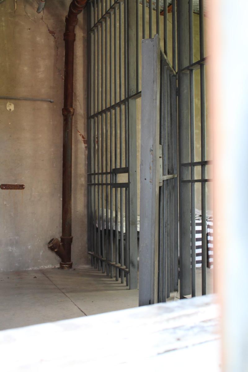 Inside the Pauly Jail