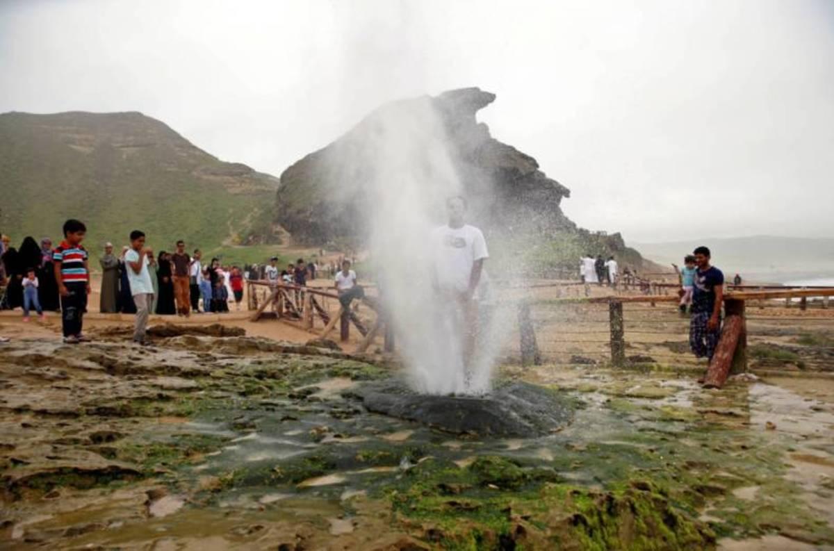 Best Tourist Spots in Salalah, Oman