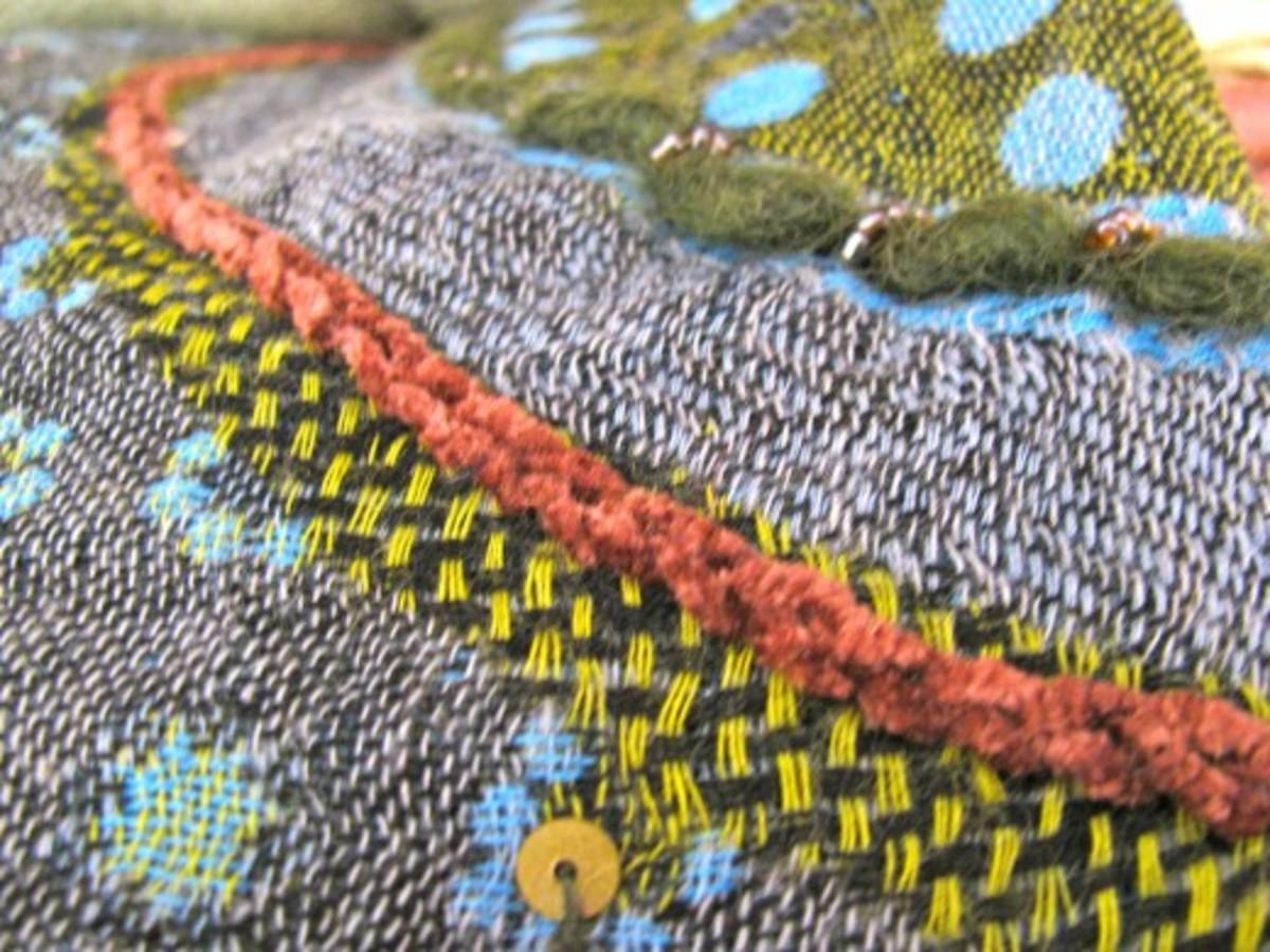 Cloth of Colourful Imagination