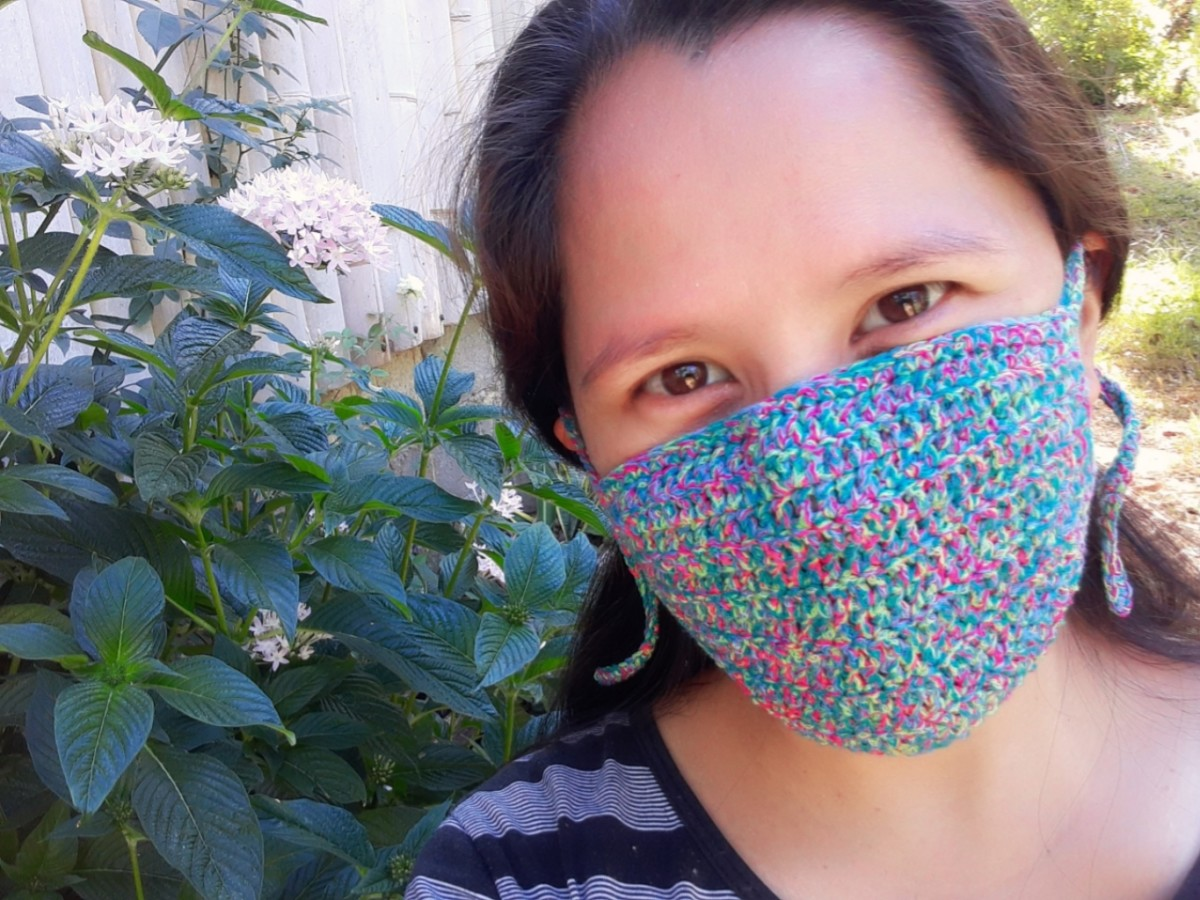crochet-face-masks