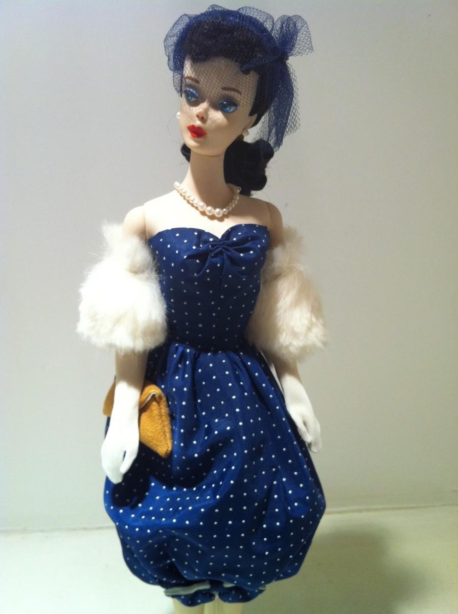 Barbie in Gay Parisienne