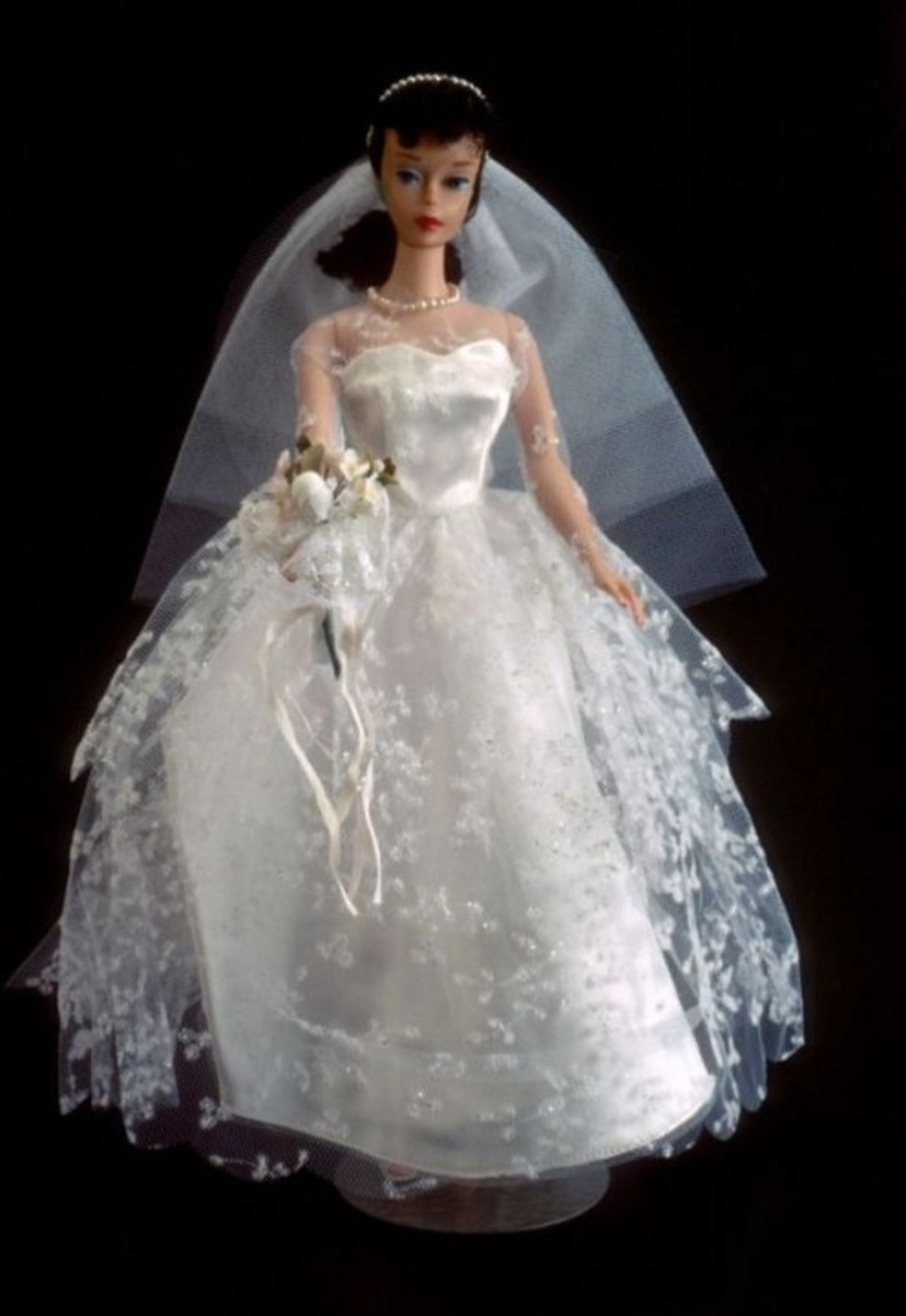 Barbie in Wedding Day