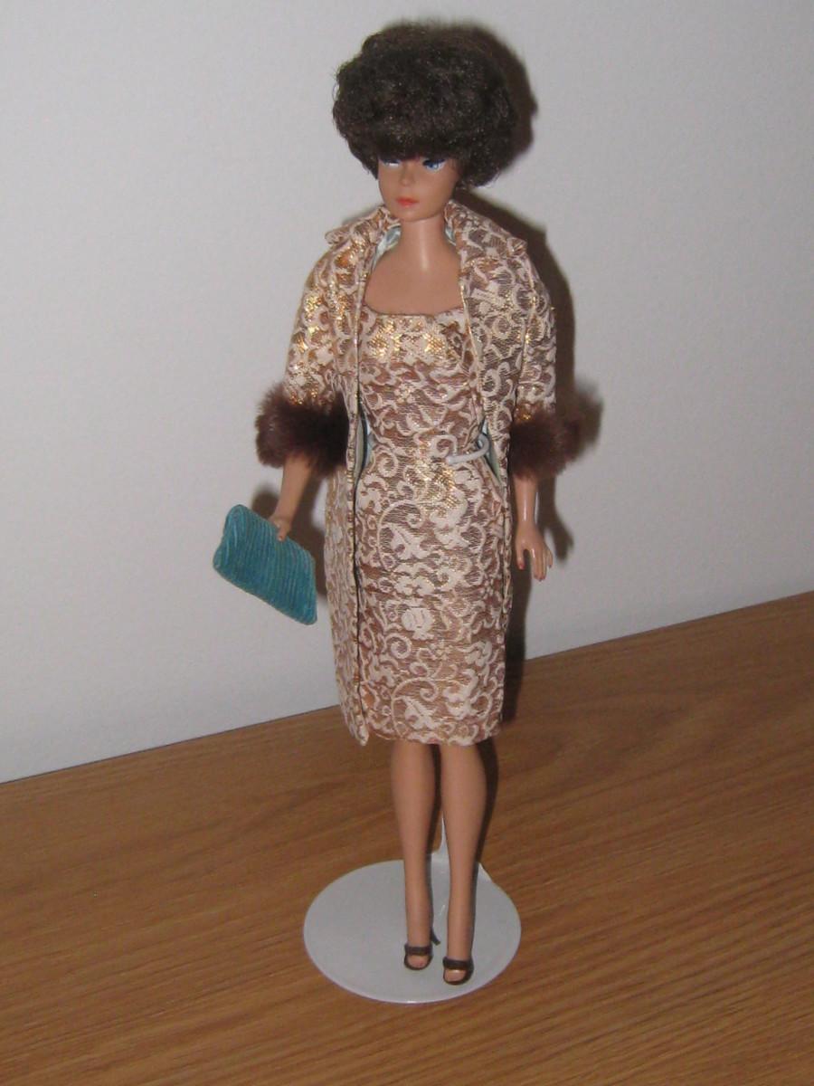 Barbie in Evening Splendour
