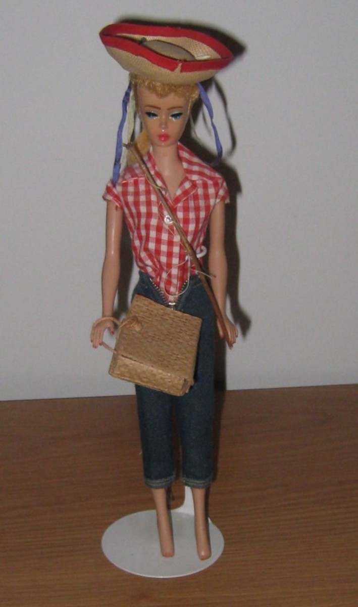 Barbie in Picnic Set