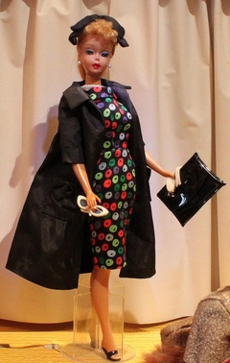 Barbie in Easter Parade
