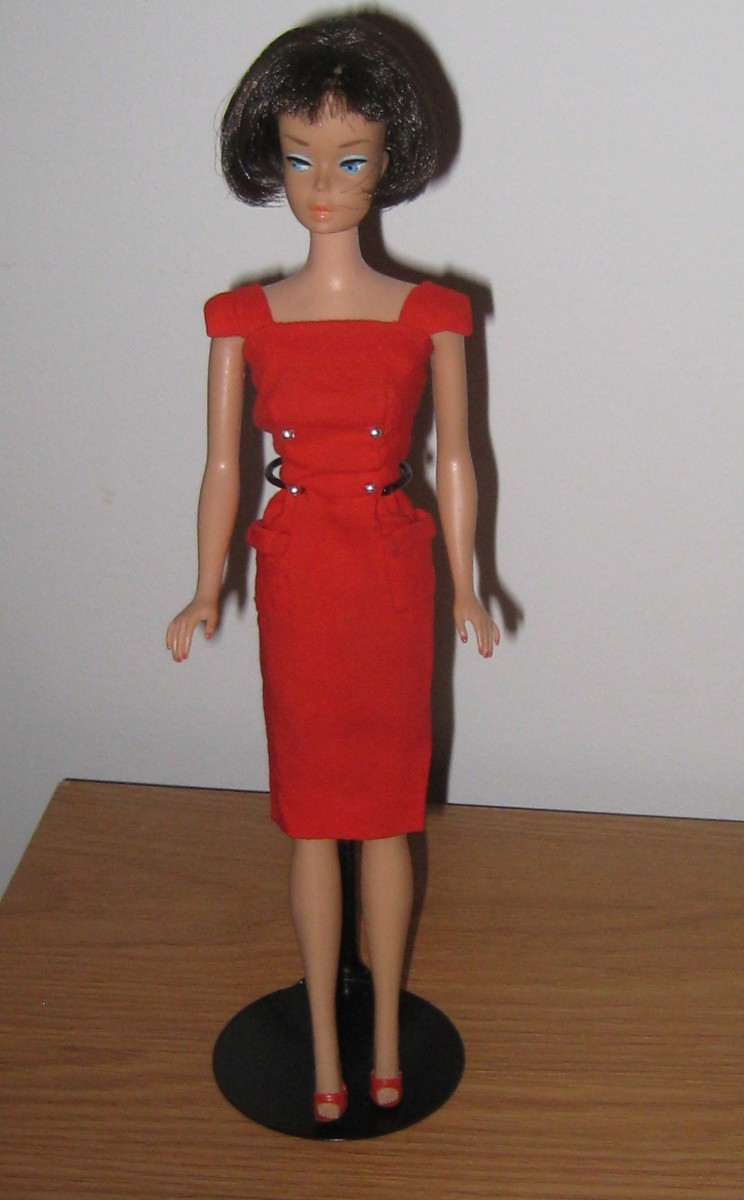 Barbie in Sheath Sensation