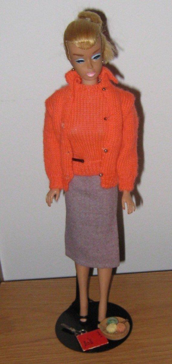 Barbie in Sweater Girl
