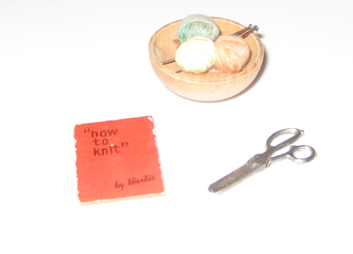 Knitting Pieces