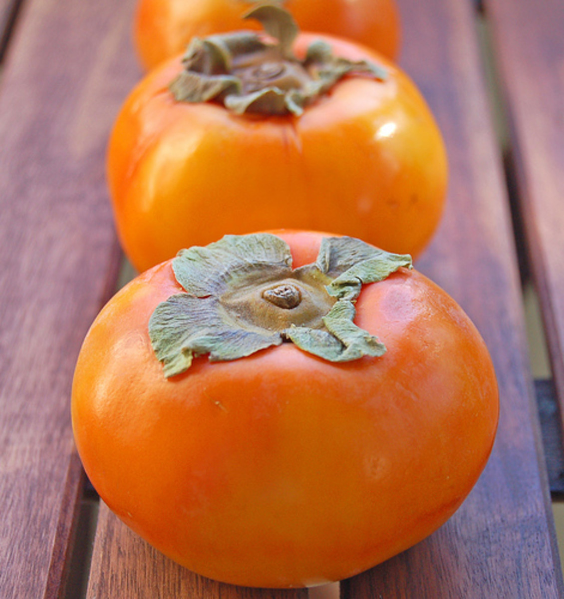 Persimmon Bread Recipe & Facts About Persimmons