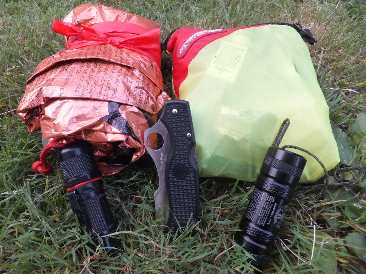 Carrying the right survival kit can mean the difference between life and death in the wilderness.