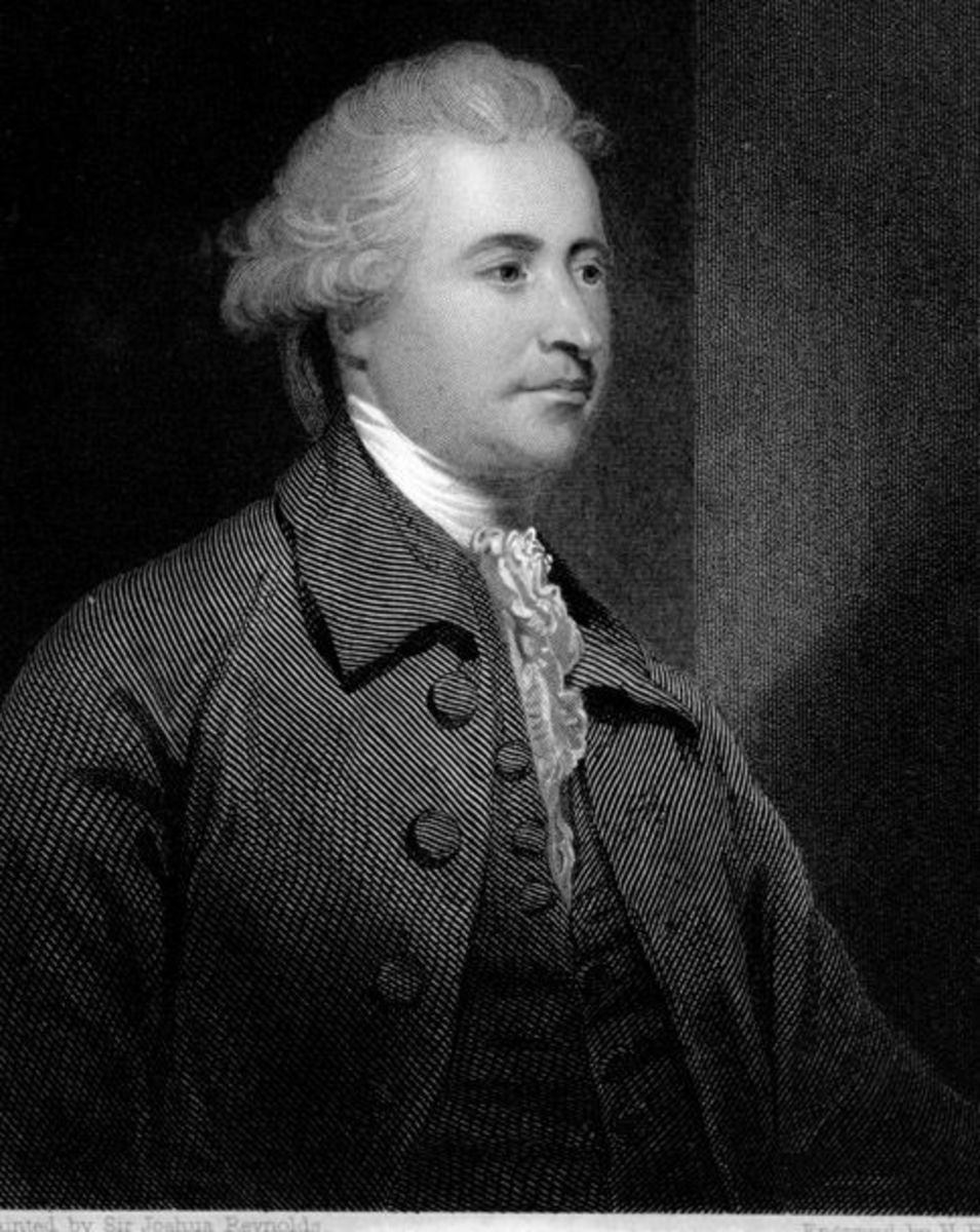 Edmund Burke: Society and Reason