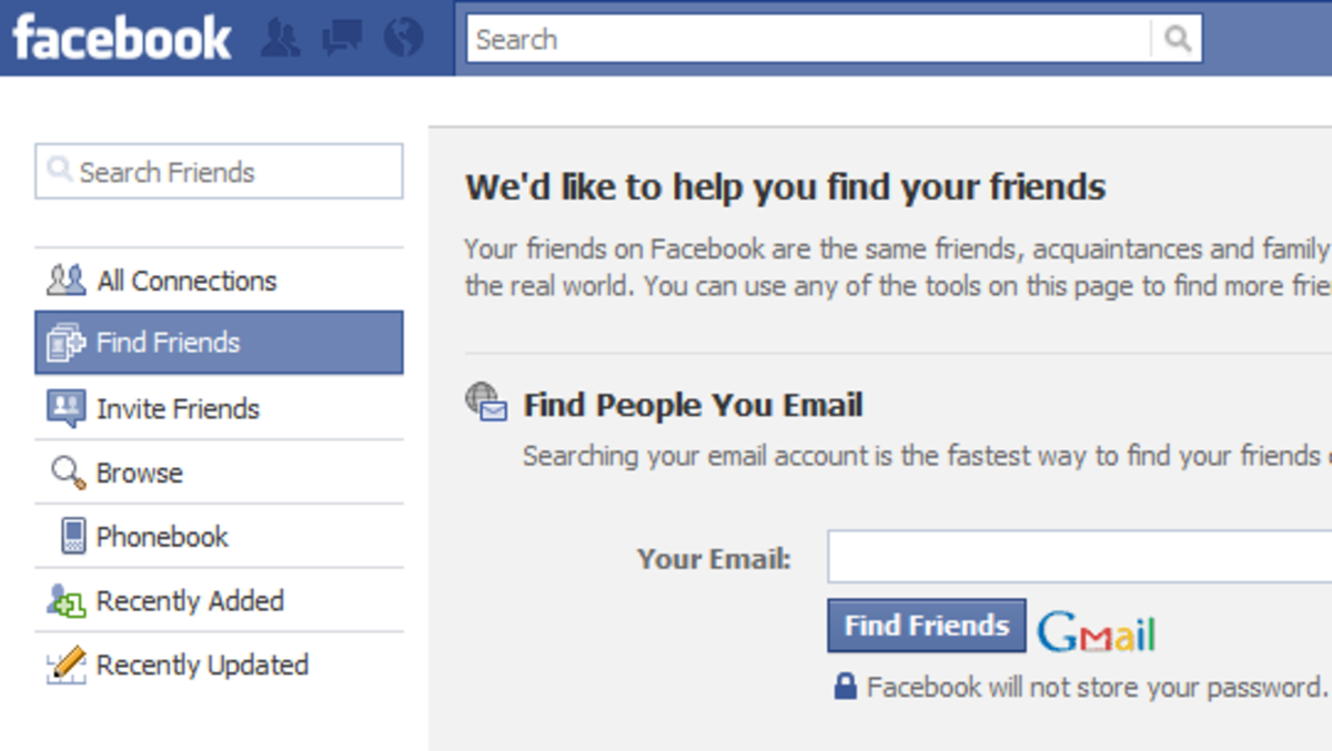 How to Find Classmates on Facebook | HubPages