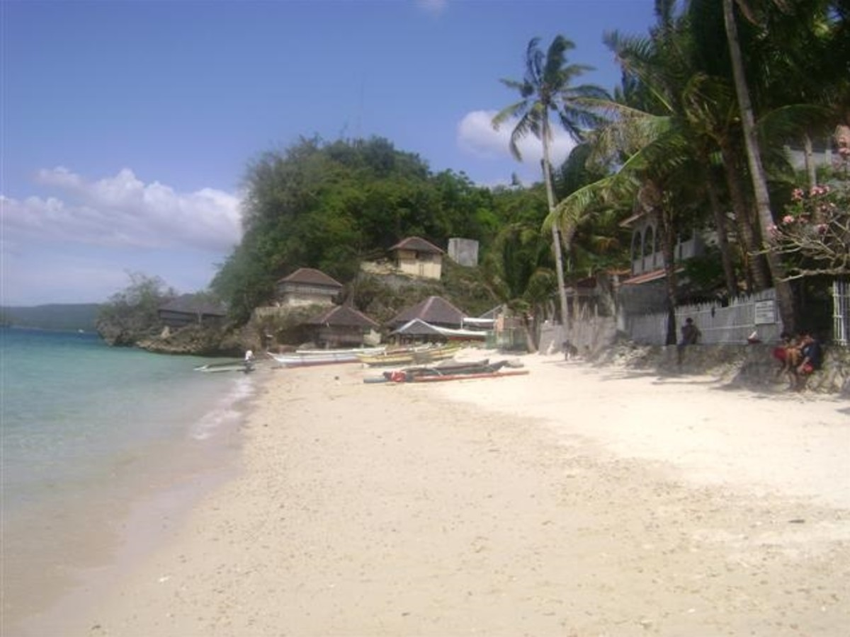 My Favorite Holiday Destinations…in the Philippines