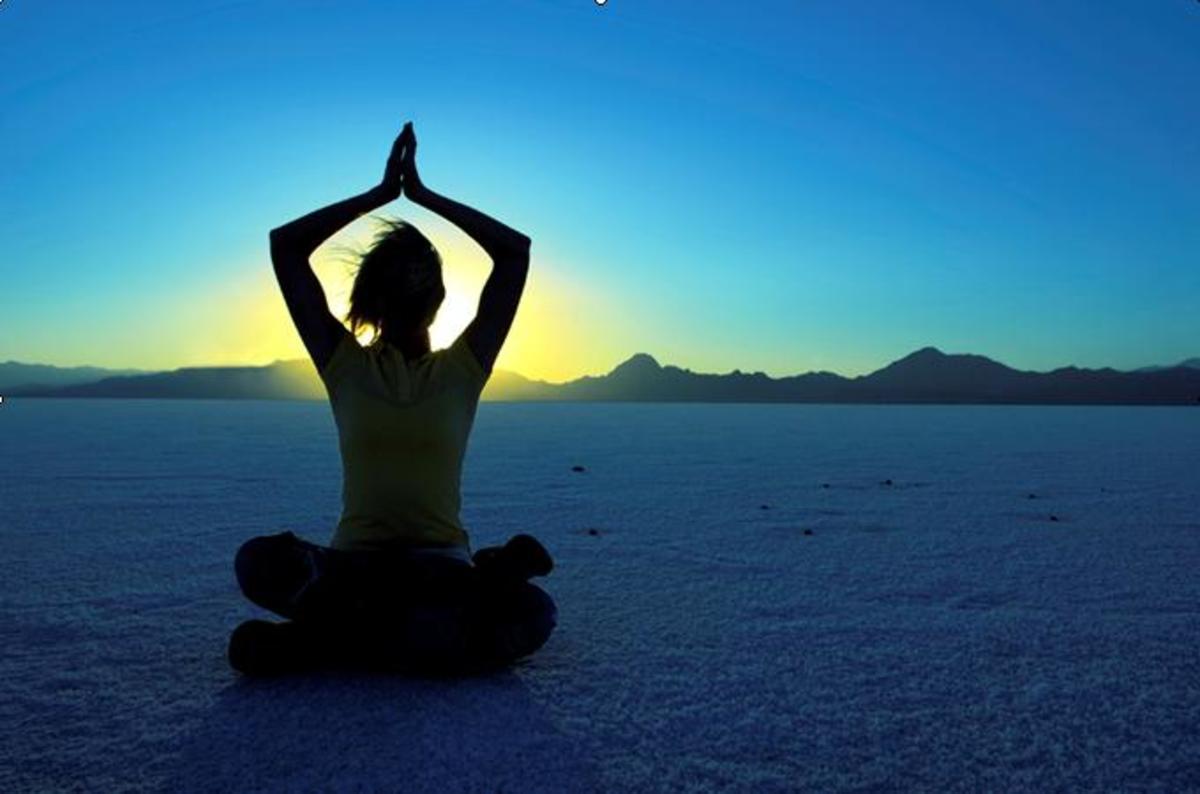 meditation essay