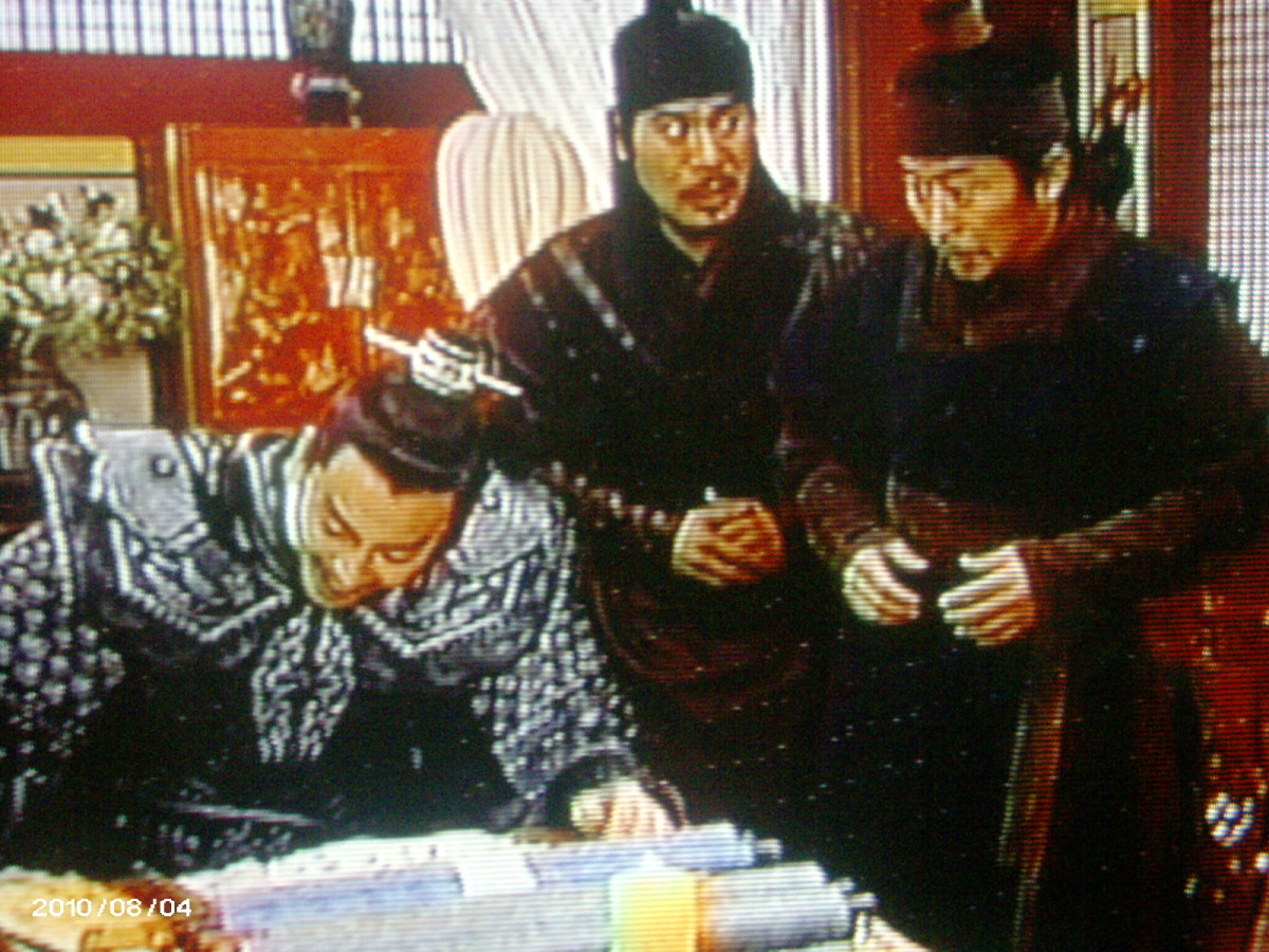 Jukbang risked life just to deliver the letter to Bidam