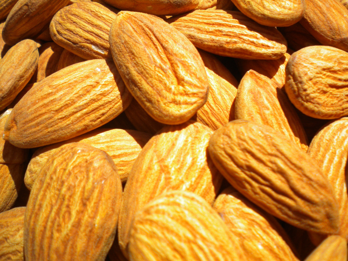 Almonds are a healthy addition to a diabetic diet