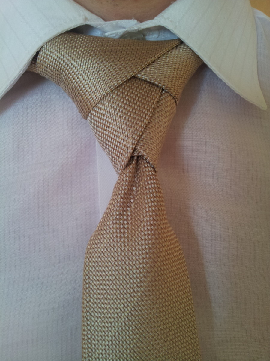 An Ultimate Guide to the Eldredge tie knot