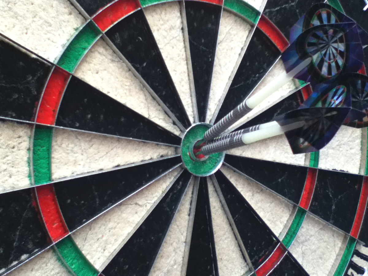 How to Improve Darts Consistency
