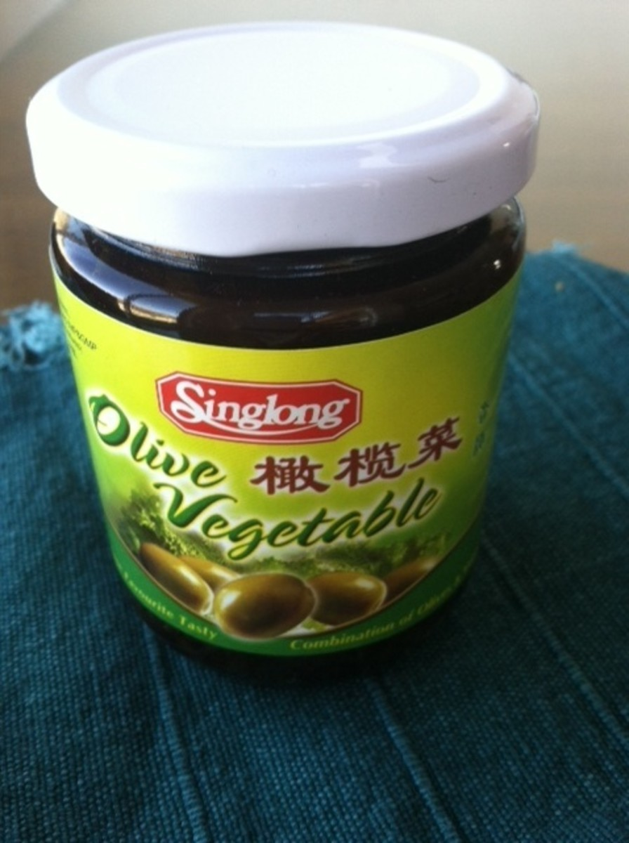 "This is the jar I ""smuggled"" from Singapore to US, tucked between clothes to cushion it. Worth the effort and it enables me to make many delicious foods. You can sometimes fiind this in the Asian store."