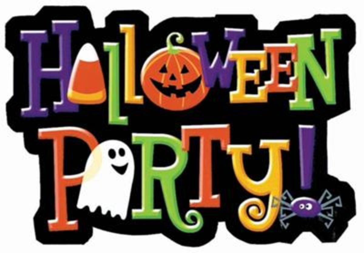 Classroom Halloween Party Ideas