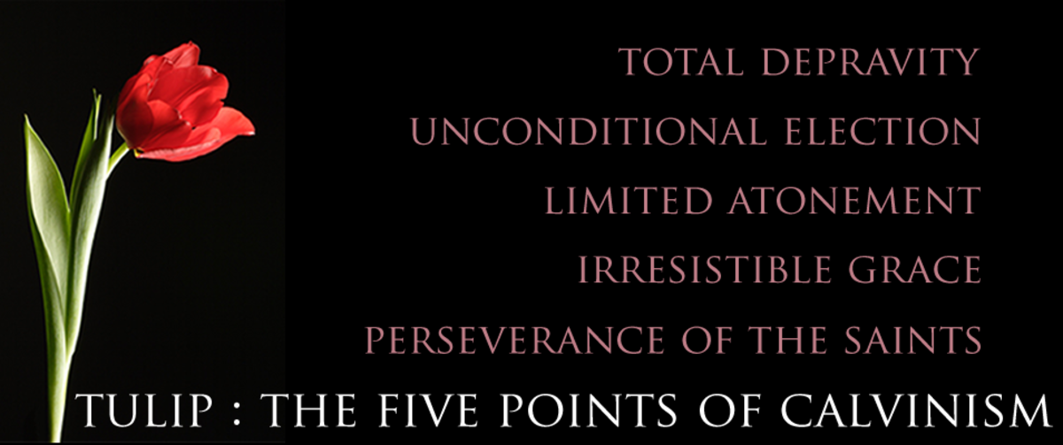 The 5 points of Calvinism