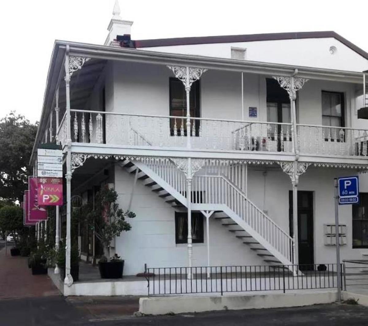 PM Cross Building, 215 Main Road, Paarl