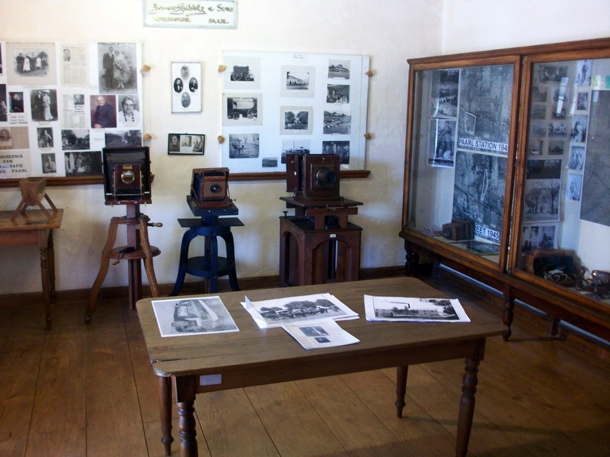 James Gibble Room, Drakenstein Heemkring, Paarl, South Africa