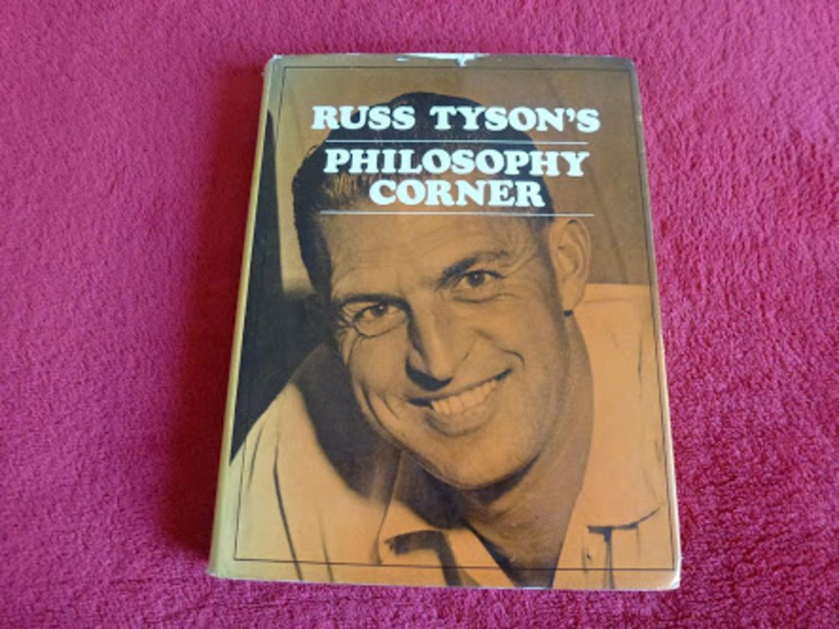 Russ Tyson's Philosophy Corner