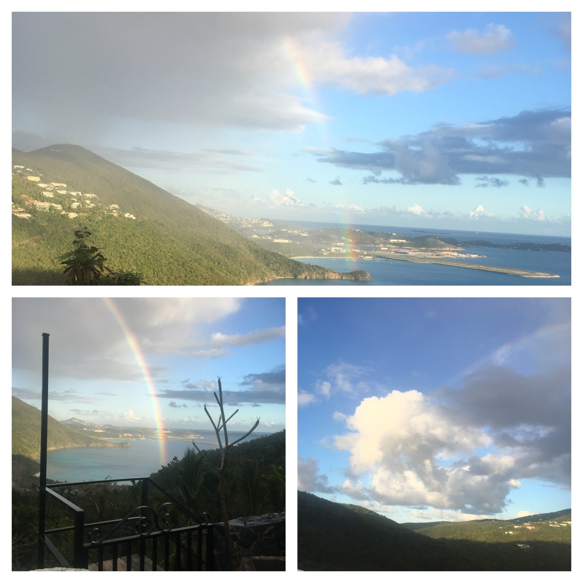 March 5, 2018 captured by Stanley P. Griffin. Brewers Bay, near airport.