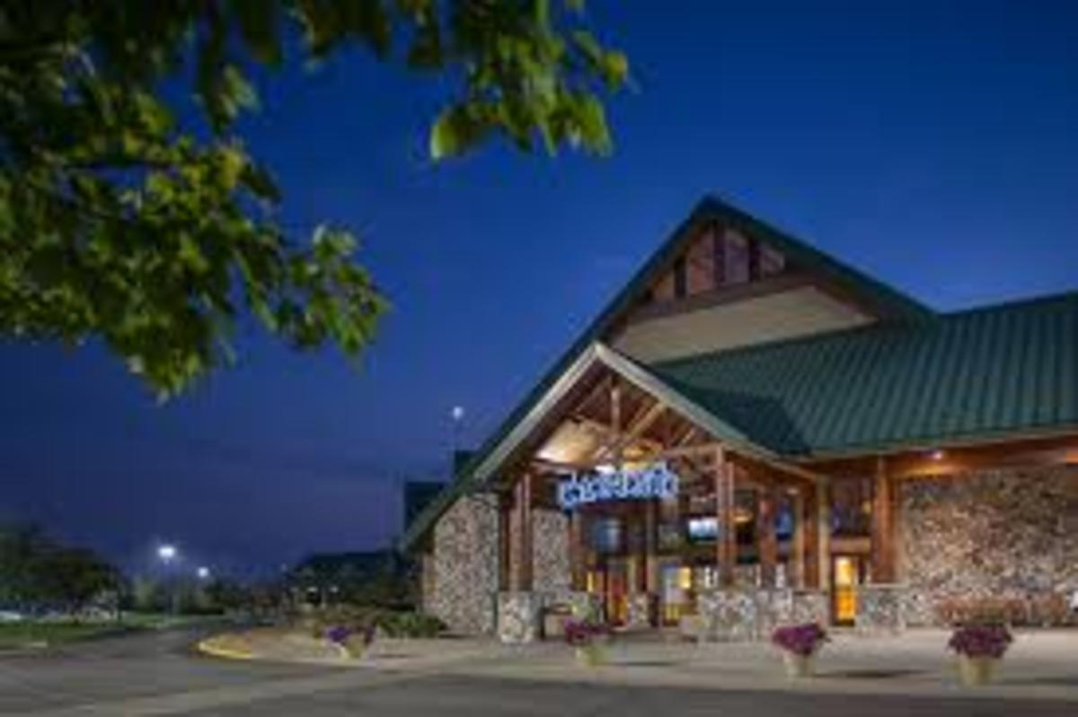 Traveling Around - Little River Casino - Manistee, MI