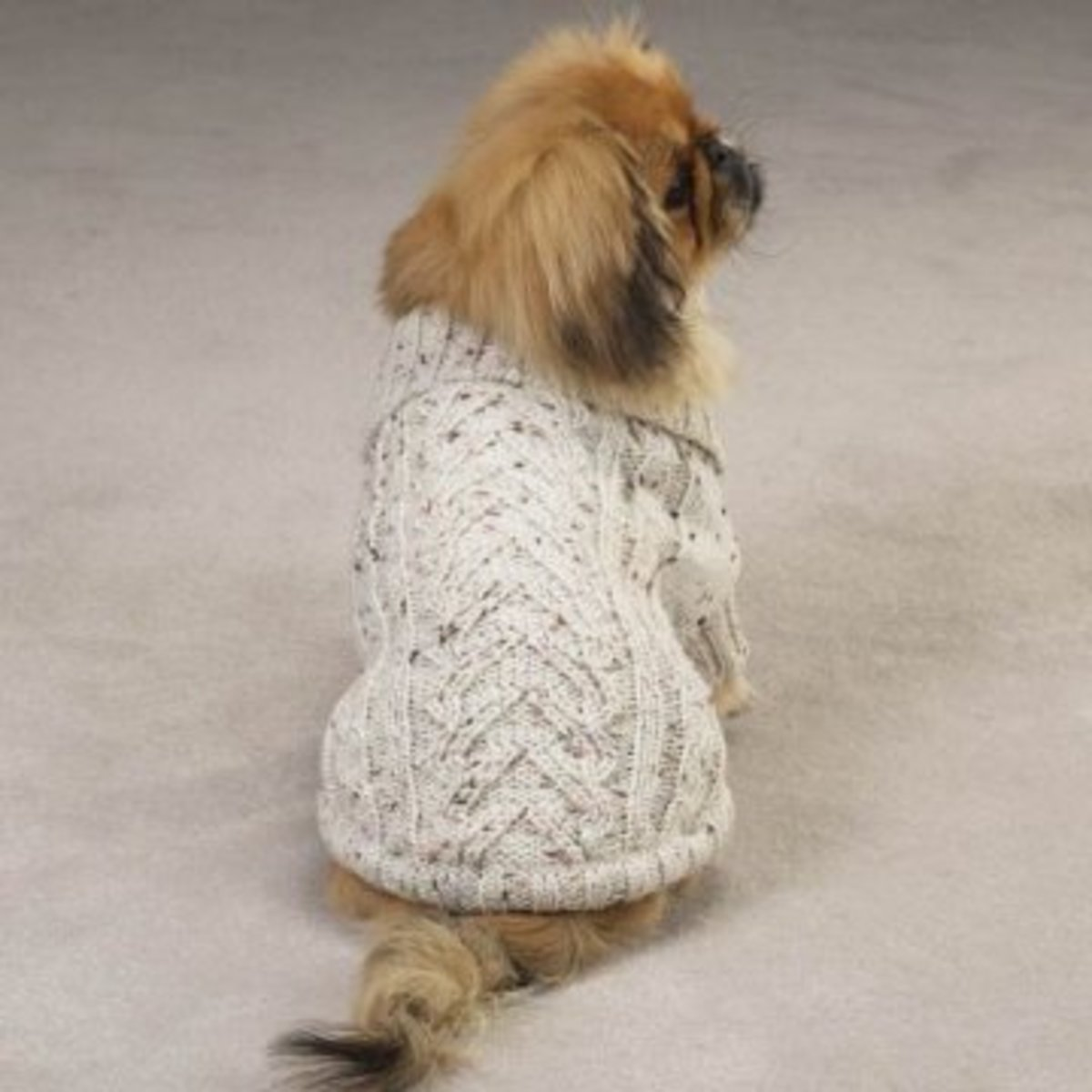 Knitting Pattern Large Dog Coat : 6 Free Dog Coat Knitting Patterns - Keep your dog Warm and Cozy with a New Coat!
