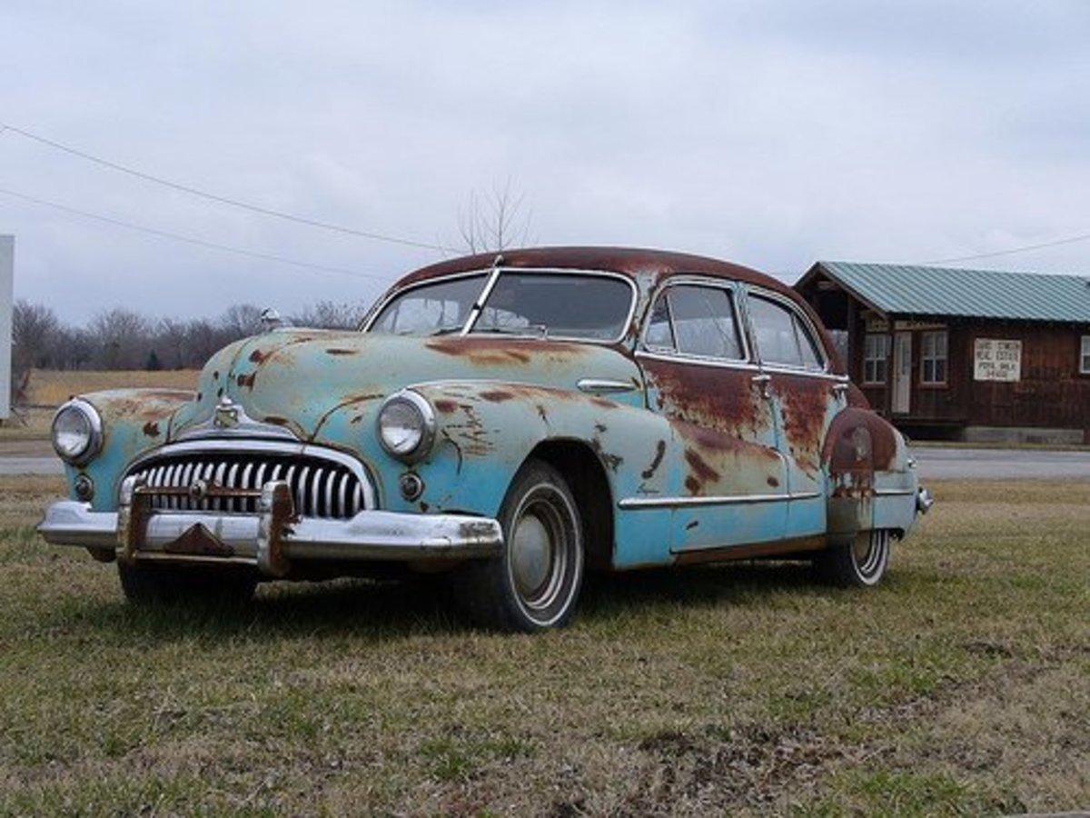 Old Cars  KB35 Photo credit Flickr