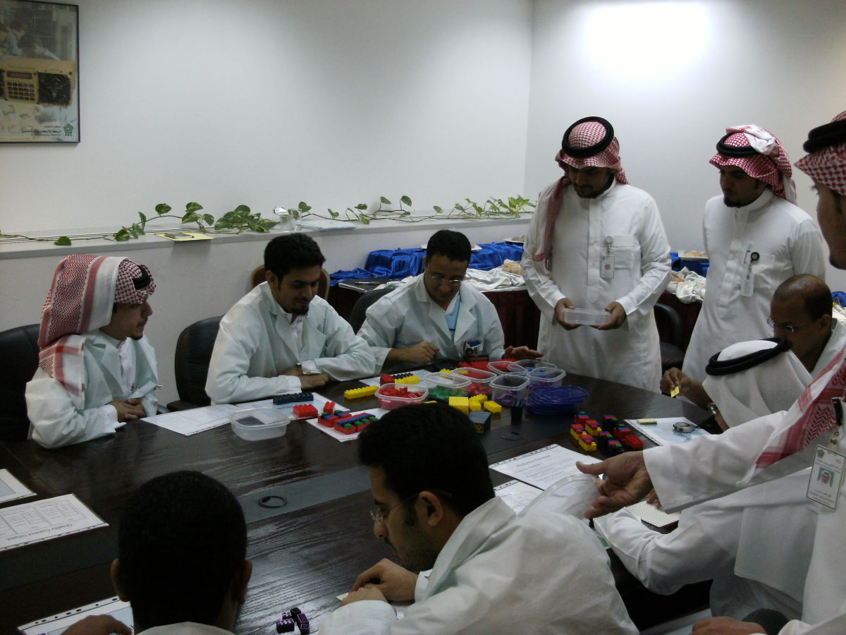 Working in a Saudi Company