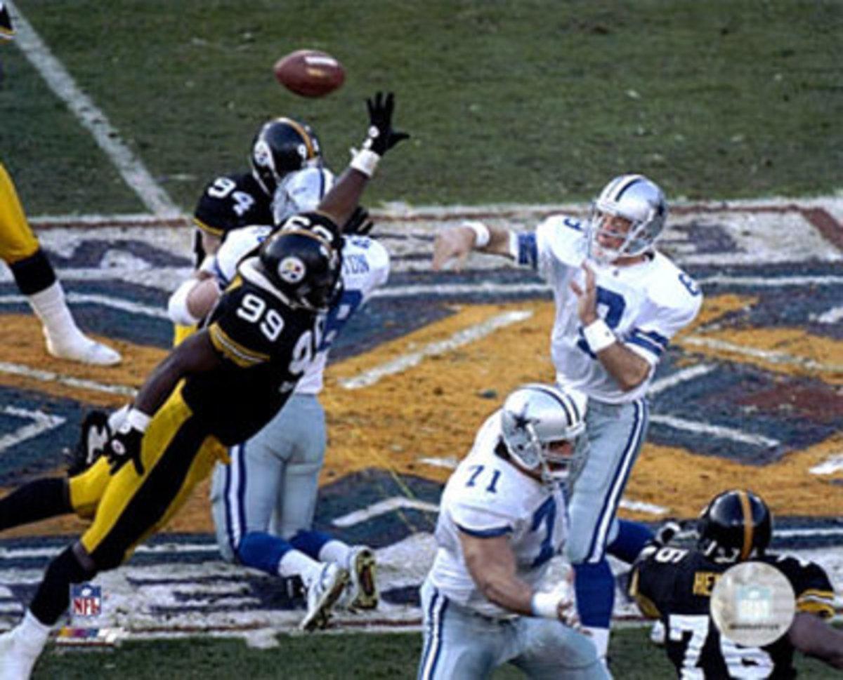 Troy Aikman in Super Bowl XXX