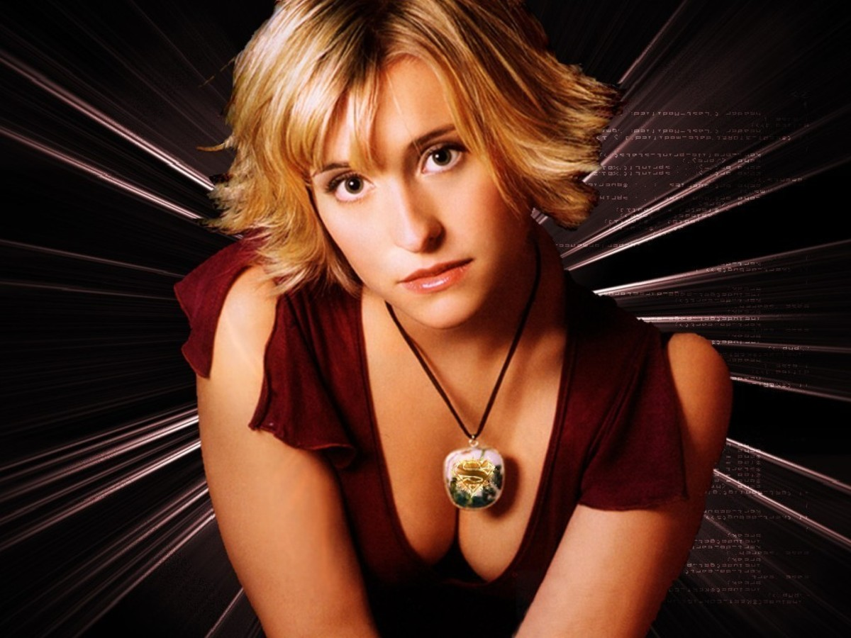 Allison Mack was Chloe Sullivan, Clark's best and most trusted friend