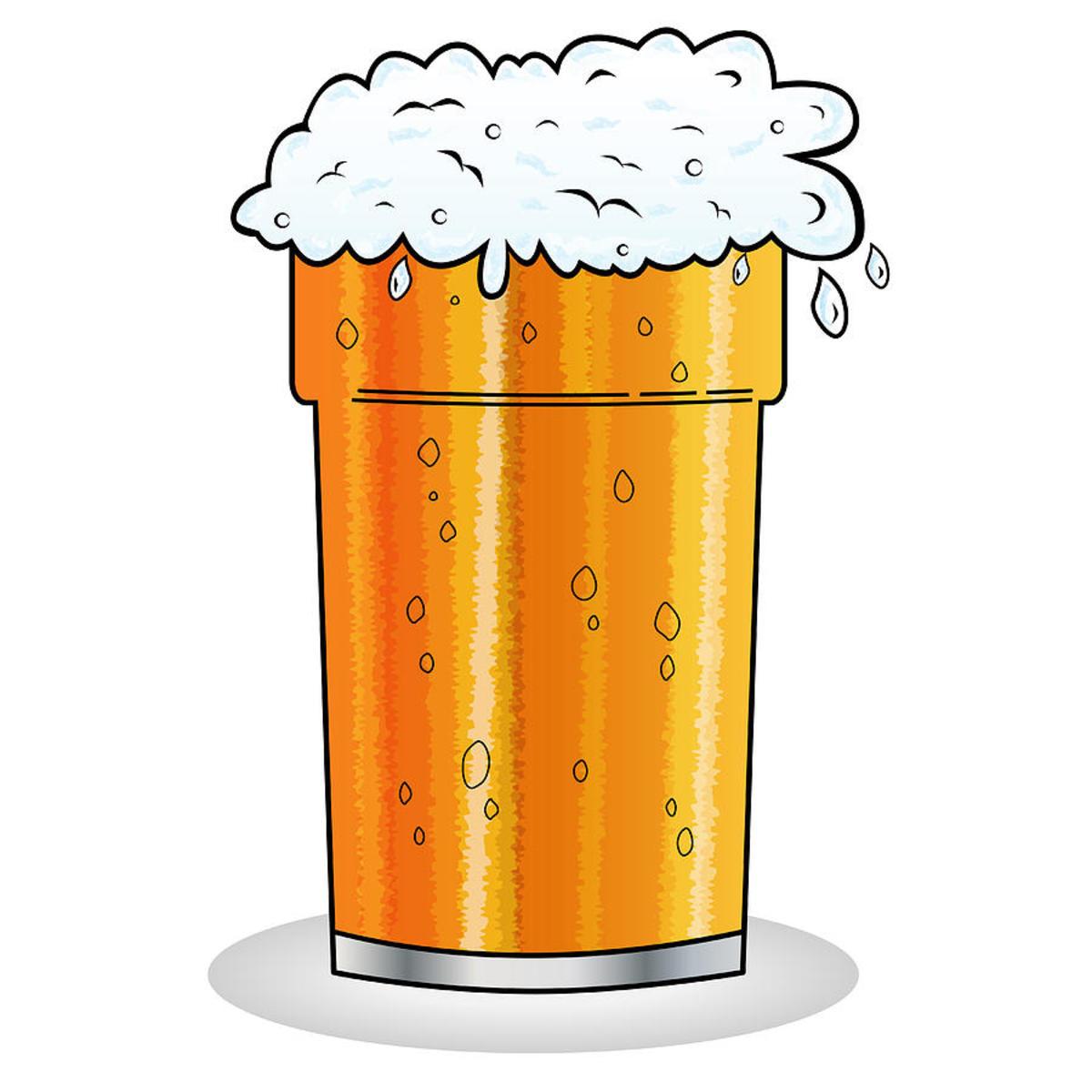 Beer  -  Blonde