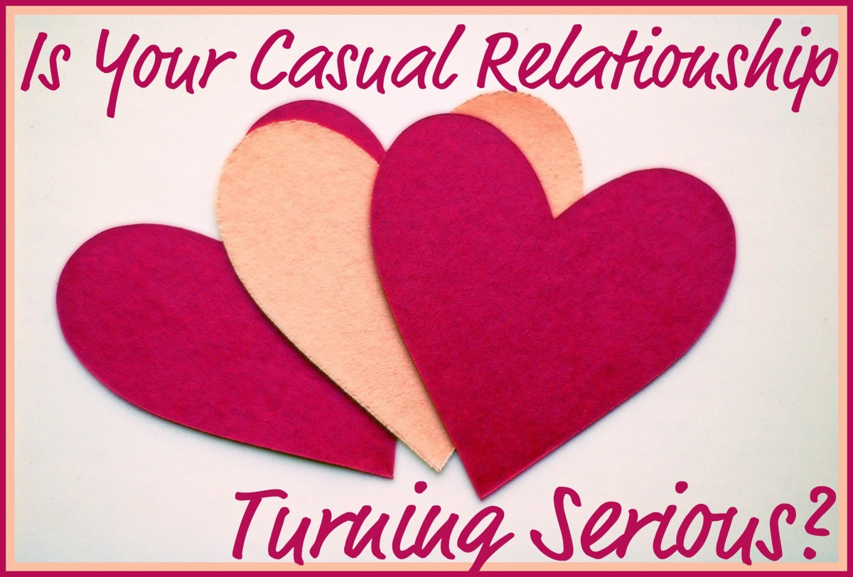 How to tell if a Casual Relationship Is Getting Serious