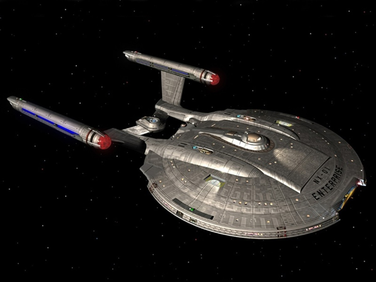 The (NX-01) Enterprise