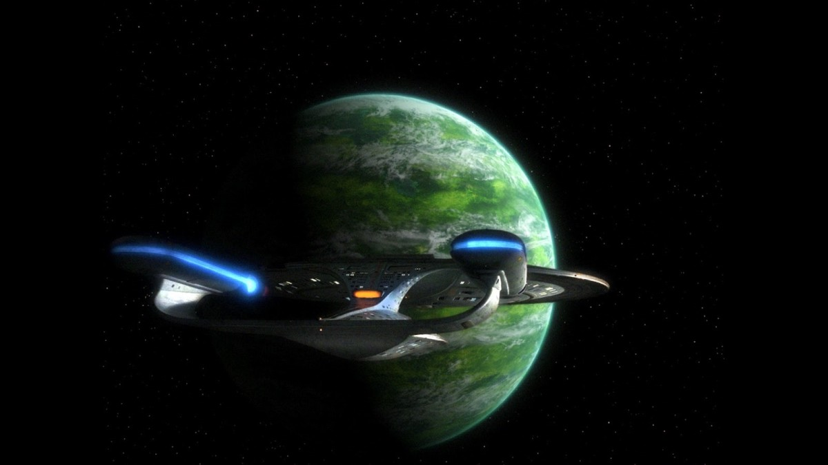 The Next Generation Enterprise (NCC-1701-D)