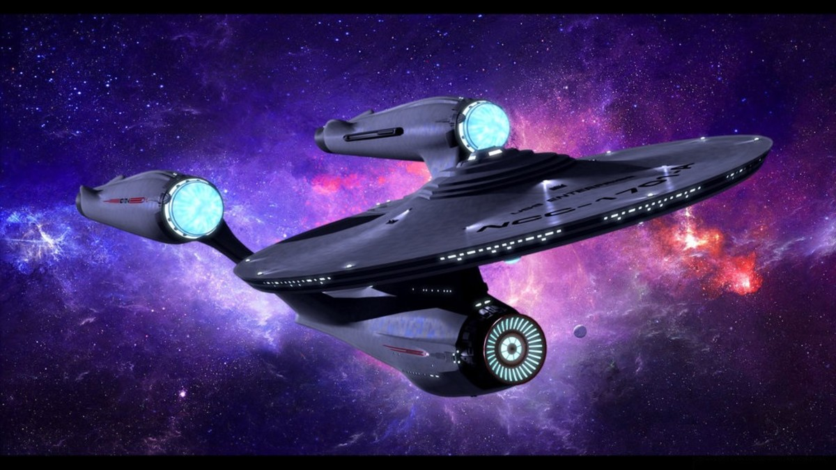 The New NCC-1701-A (From the End of Star Trek Beyond)