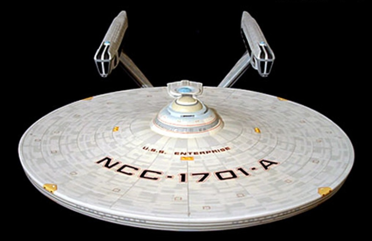 The Movie Enterprise (NCC-1701-A)